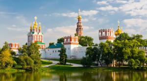 Новодевичий монастырь - уменьшенная копия фото №1