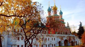 Новодевичий монастырь - уменьшенная копия фото №4