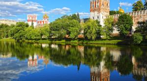 Новодевичий монастырь - уменьшенная копия фото №6
