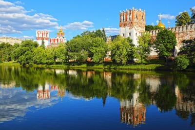 Новодевичий монастырь – фото достопримечательности вы увидите на экскурсии