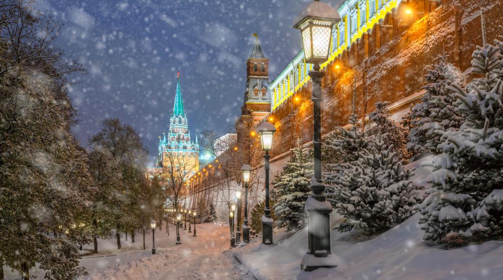 «Сокровища Московского Кремля» - экскурсия в Московский кремль - фото №1