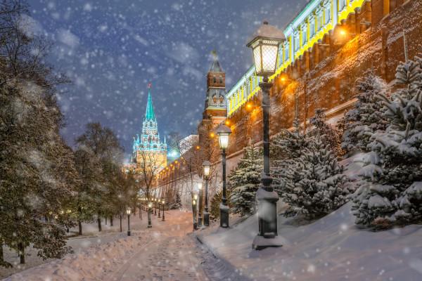«Свидание с Москвой» - двухдневный эконом-тур