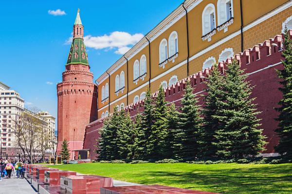 Сокровища Московского Кремля - пешеходная экскурсия