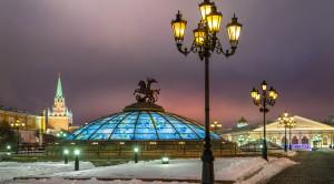 Ночная автобусная экскурсия по Москве «Огни ночной Москвы» - уменьшенная копия фото №2