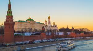 Прогулка по Москве-реке на яхтах Рэдиссон от гостиницы Украина - уменьшенная копия фото №5