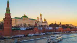 Прогулка по Москве-реке Royal класс на яхтах Рэдиссон - уменьшенная копия фото №9