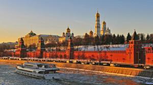 Прогулка по Москве-реке на яхтах Рэдиссон от гостиницы Украина - уменьшенная копия фото №2