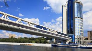 Прогулка по Москве-реке на яхтах Рэдиссон от гостиницы Украина - уменьшенная копия фото №8