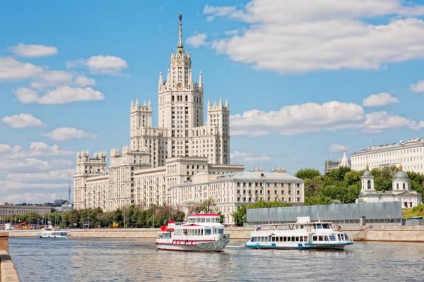 «На встречу к столице России» - эконом-тур по Москве на 7 дней  – фото для каталога