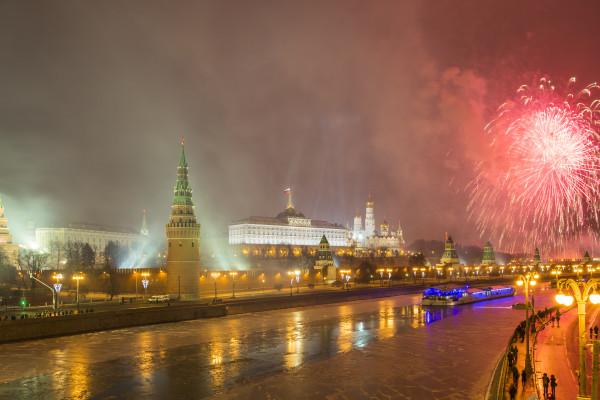 Новый год на VIP-теплоходе «РИО»  – фото для каталога