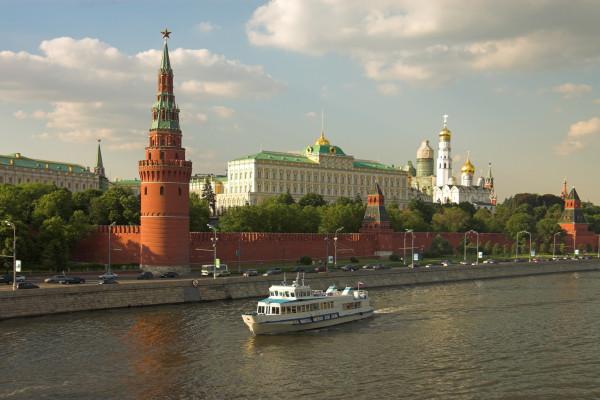 Прогулка на теплоходе от причала «Киевский вокзал»  – фото для каталога