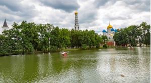Круиз в Николо-Угрешский монастырь на теплоходе - уменьшенная копия фото №1
