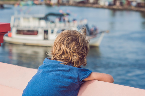Посвящение в моряки - детский праздник на теплоходе по Москве-реке