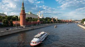 Водная прогулка по центру Москвы - билет на весь день с неограниченным количеством поездок - уменьшенная копия фото №3