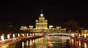 Вечерняя прогулка на теплоходе по Москве-реке на День строителя с ужином и дискотекой - уменьшенная копия фото №5