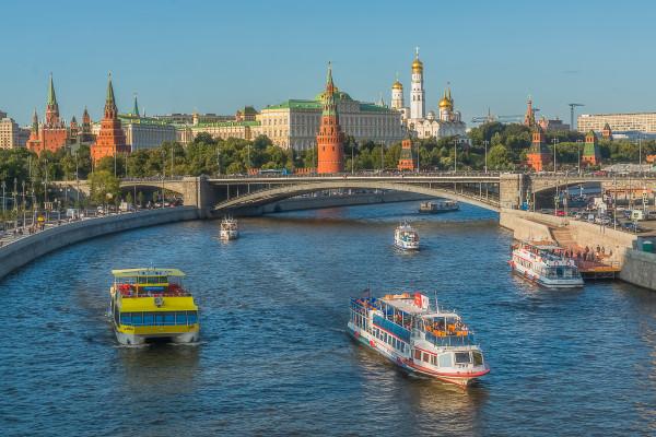 Прогулка по Москве-реке с обедом или ужином на теплоходе «Вдохновение»  – фото для каталога