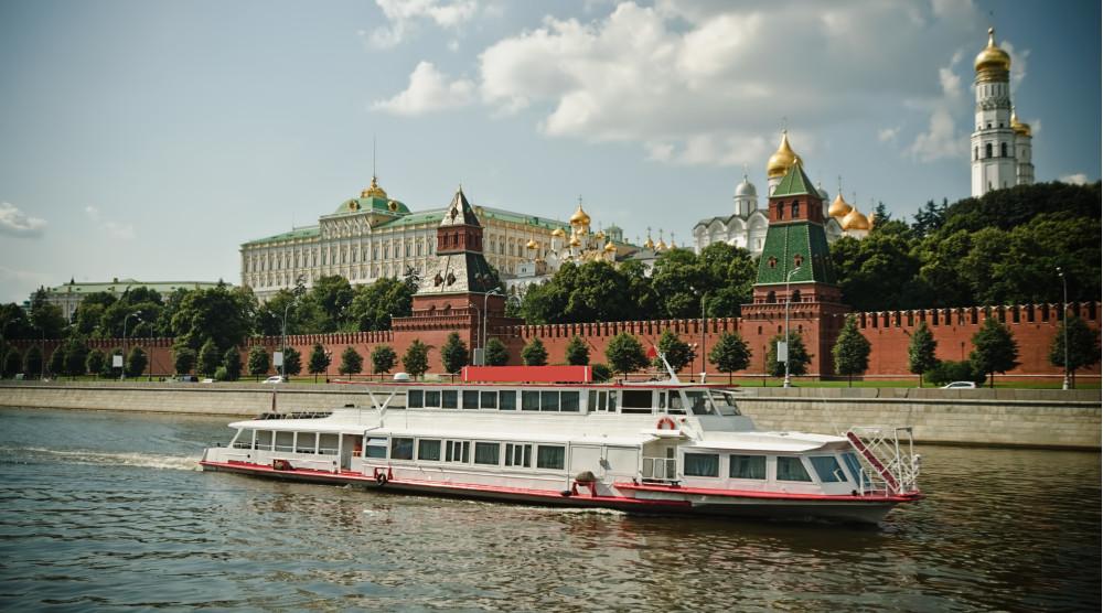 «Прима Столицы» - водная прогулка по Москве с экскурсией - фото №1