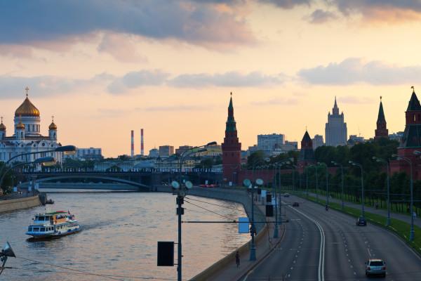 «Жемчужина Москвы» - экскурсия на теплоходе фото
