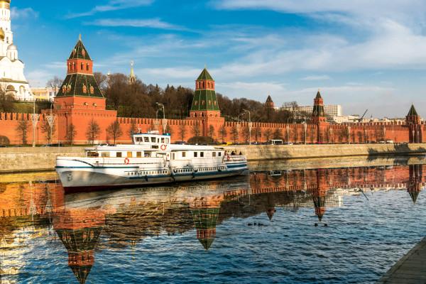 Московская Гранд прогулка с ужином - водная прогулка  – фото для каталога