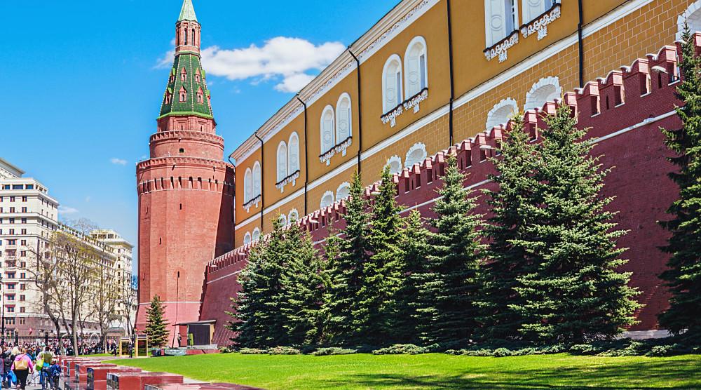«На встречу к столице России» - насыщенный экскурсионный тур по Москве на 7 дней - фото №1