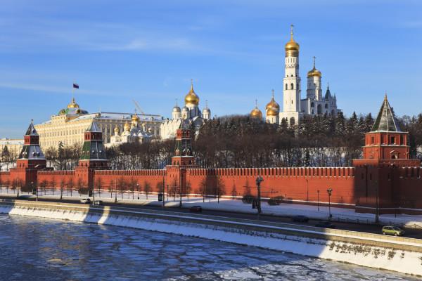 «Ах, эта Москва - незабываемая» - пятидневный эконом-тур  – фото для каталога