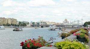 «Романтика речной Москвы» - водная прогулка с романтическим ужином на борту теплохода - уменьшенная копия фото №4