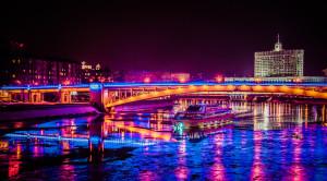 Романтический круиз по Москве в День всех влюбленных с ужином, живой музыкой и фейерверком на борту теплохода - уменьшенная копия фото №3