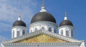 Воскресенский кафедральный собор - уменьшенная копия фото №2