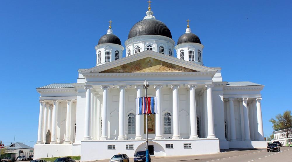 Воскресенский кафедральный собор - фото №1