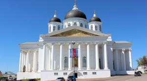 Воскресенский кафедральный собор - уменьшенная копия фото №1