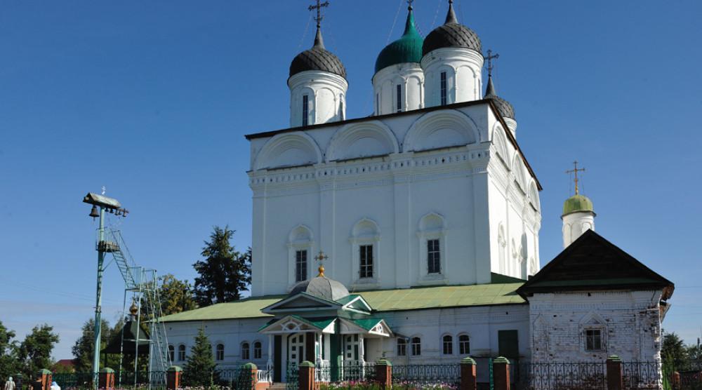 Экскурсия в Балахну с посещением музея Кузьмы Минина - фото №1