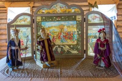 Музей сказок А.С.Пушкина