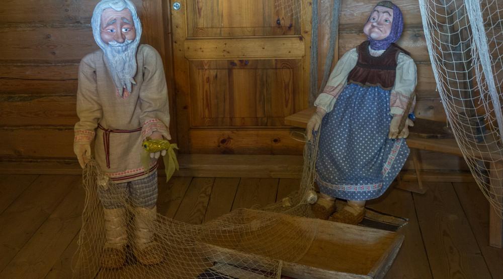 Музей сказок А.С.Пушкина - фото