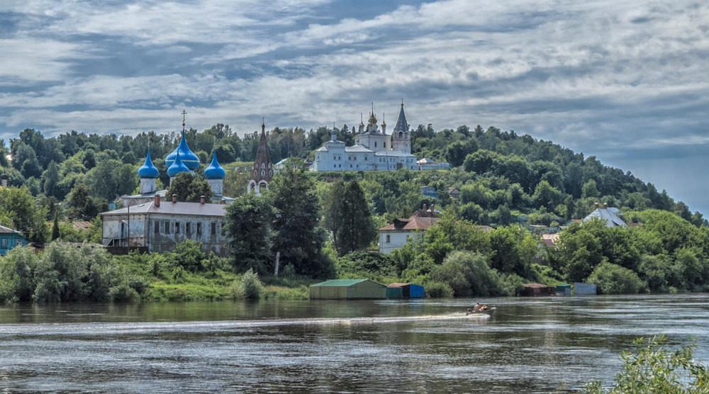 Автобусная экскурсия в Гороховец - фото №1