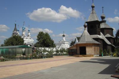 Церковь Сергия Радонежского – фото достопримечательности вы увидите на экскурсии