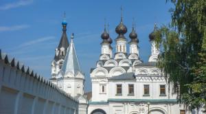 Спасо-Преображенский монастырь - уменьшенная копия фото №2
