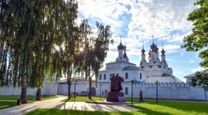 Памятник Илье Мурамцу - уменьшенная копия фото №2