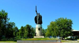 Памятник Илье Мурамцу - уменьшенная копия фото №7