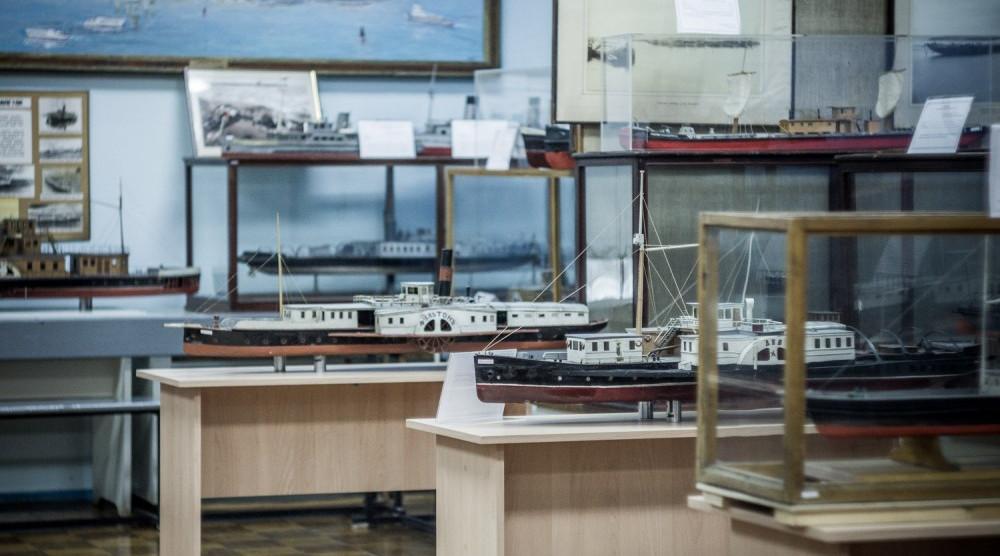 Виртуальная экскурсия по Музею речного флота - фото №1