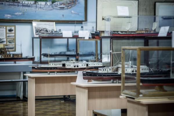 Музей речного флота - виртуальный тур  – фото для каталога