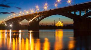 Вечерняя обзорная экскурсия по Нижнему Новгороду - уменьшенная копия фото №5