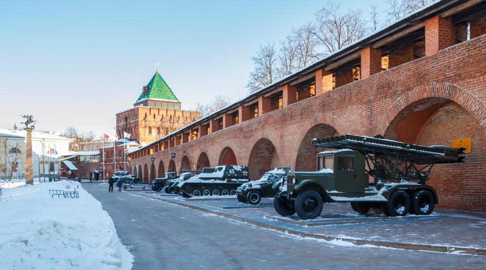 Обзорная экскурсия по Нижнему Новгороду - фото