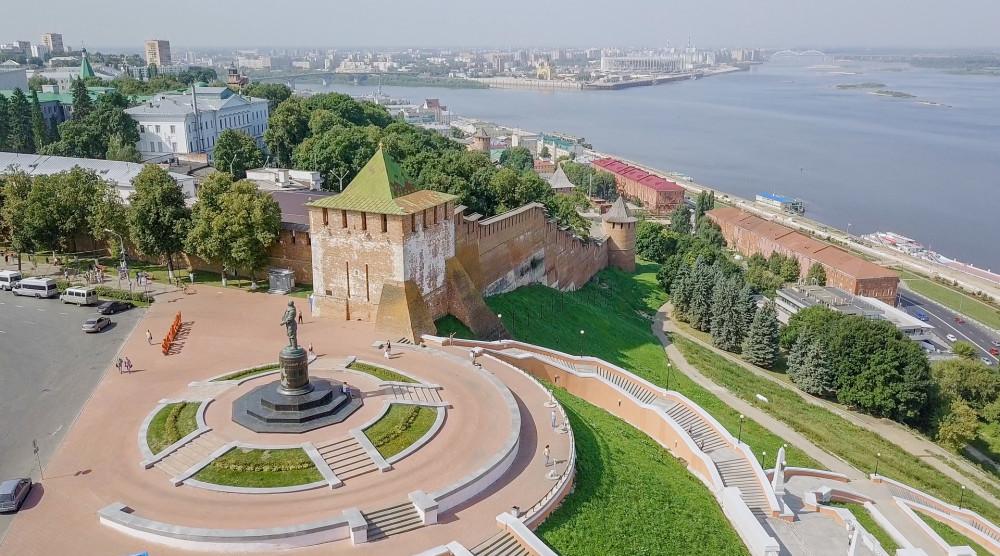 «Нижегородские просторы» - двухдневный тур по Нижнему Новгороду и Городцу - фото №1