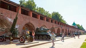 Обзорная экскурсия по Нижнему Новгороду - уменьшенная копия фото №2