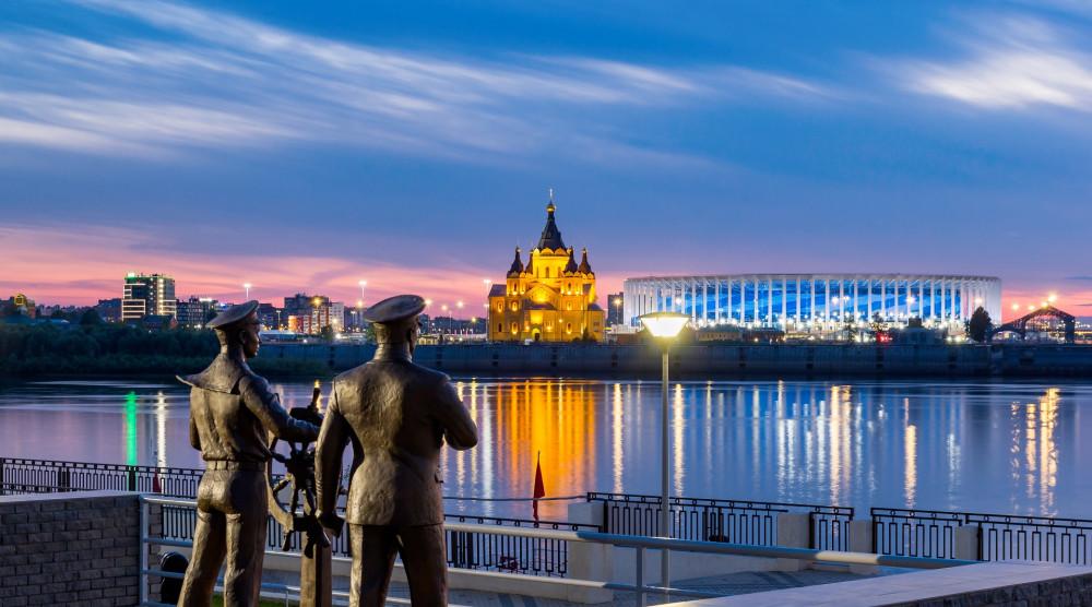 Вечерняя обзорная экскурсия по Нижнему Новгороду - фото №1