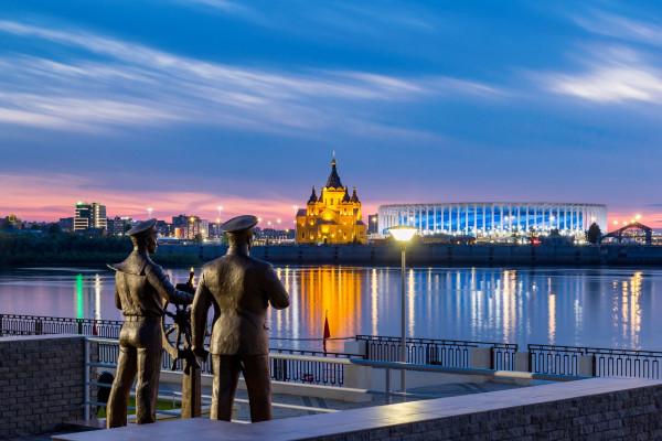 Вечерняя экскурсия по Нижнему Новгороду  – фото для каталога
