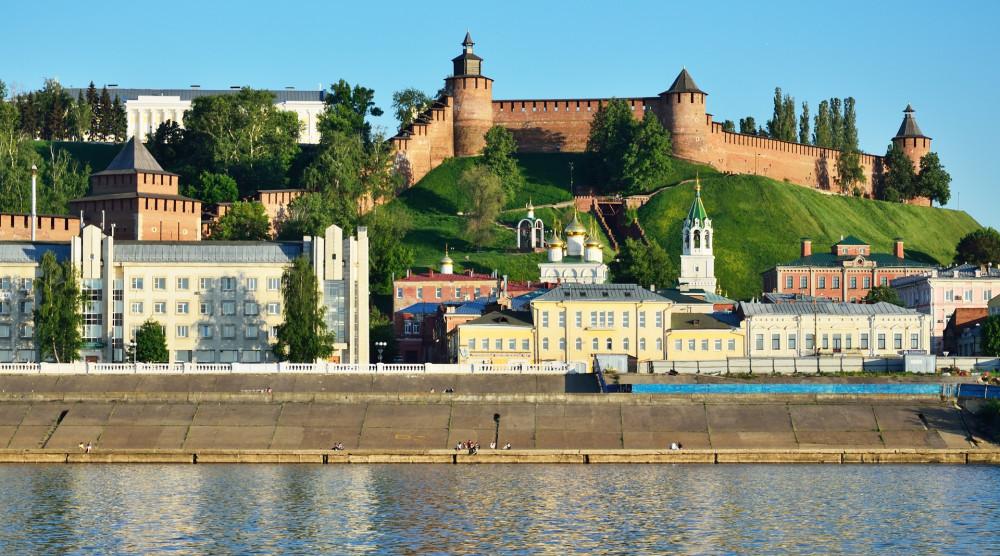 Нижегородский кремль - фото №1