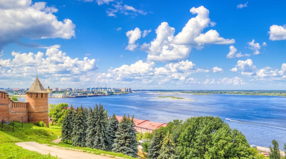 Обзорная экскурсия по Нижнему Новгороду - фото №1