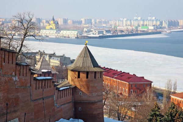 Обзорная экскурсия по Нижнему Новгороду  – фото для каталога