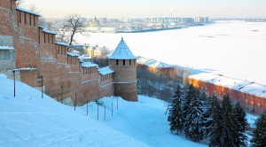 Обзорная экскурсия по Нижнему Новгороду - уменьшенная копия фото №3
